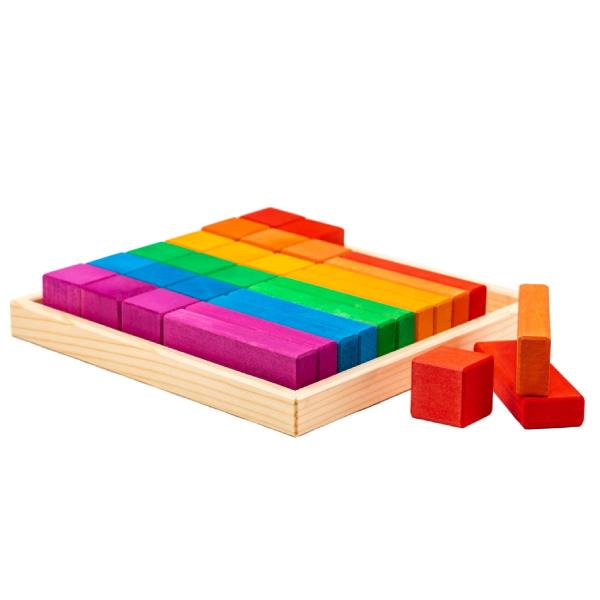 Set Handmade – Cuburi Și Blocuri În Cutie-2