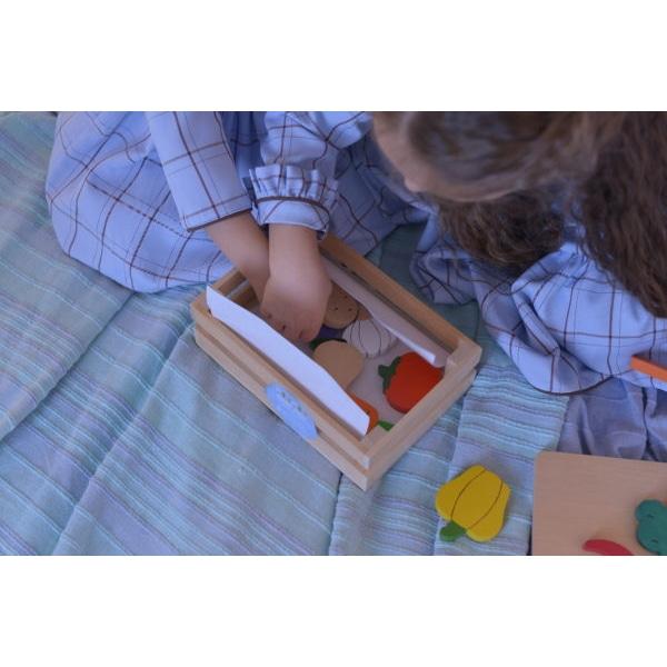 Set Handmade – Fructe Și Legume În Cutie-1