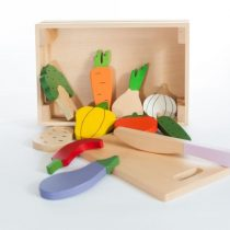 Set Handmade - Fructe Și Legume În Cutie
