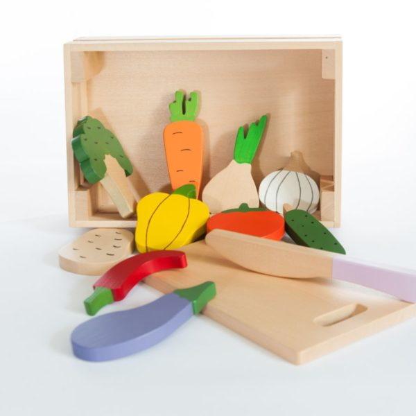 Set Handmade – Fructe Și Legume În Cutie