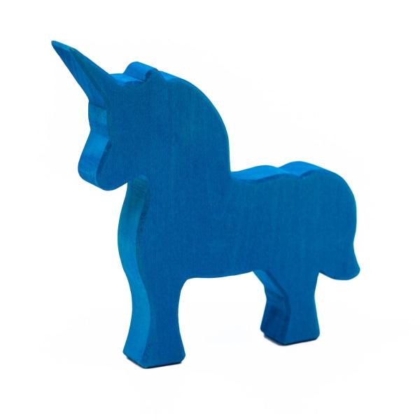 Set Handmade – Unicornii Colorați Din Lemn-1