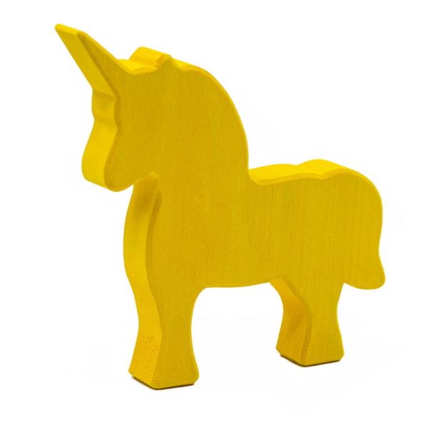 Set Handmade – Unicornii Colorați Din Lemn-2