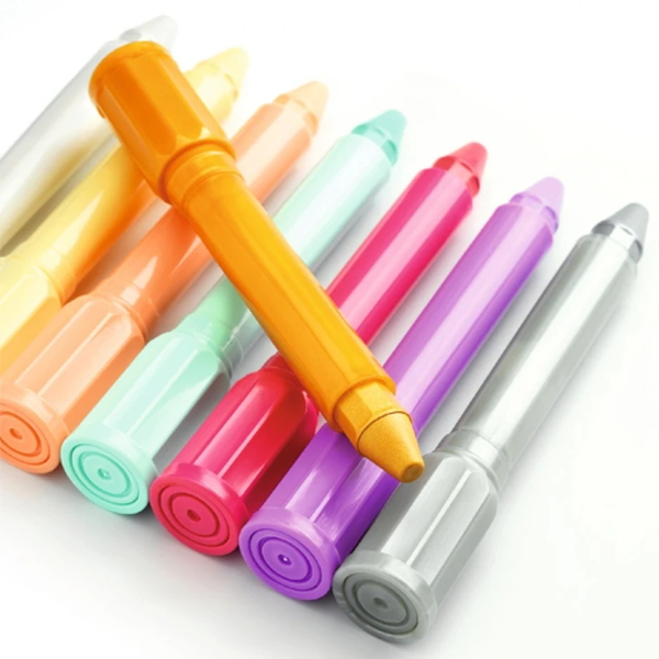 set de Colorat – 8 culori Cu Gel Pastel Sweet-2
