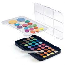 50 de culori guase pentru pictat Djeco