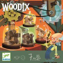 Djeco Woodix 6 jocuri logice din lemn