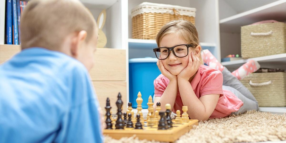 10 Beneficii Ale Jocului De Șah Pentru Copii