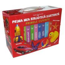Cutie Prima Mea Biblioteca Ilustrata 8 Carti