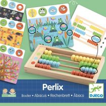 Djeco Perlix Abac Copii De Invatat Numerele