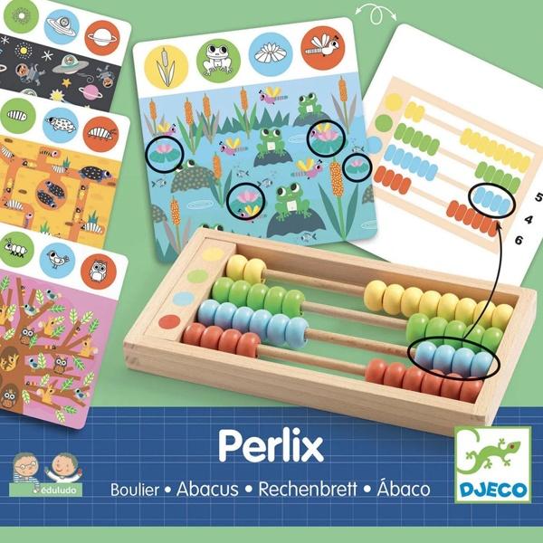 Perlix Abacus Djeco – Joc Cu Calcule