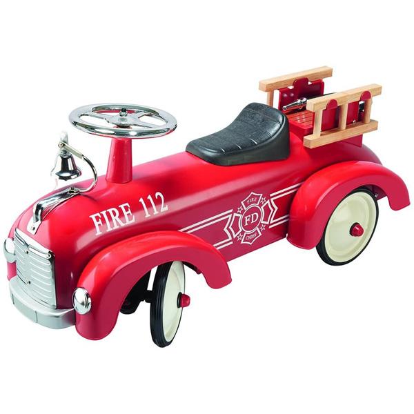 """Mașină De Pompieri """"Ride-On"""" Retro"""