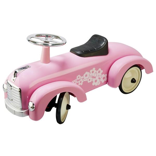 """Mașină """"Ride-On"""" Retro Roz Pentru Fete"""