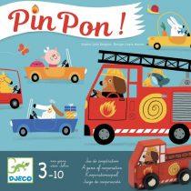 Pin Pon! - Joc De Cooperare Copii 3-10 Ani