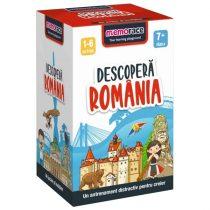 Joc De Memorie MemoRace - Descoperă România
