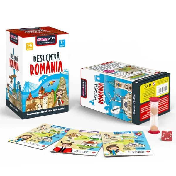 Joc De Memorie MemoRace – Descoperă România (3)