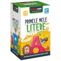 Joc De Memorie MemoRace - Primele Mele Litere
