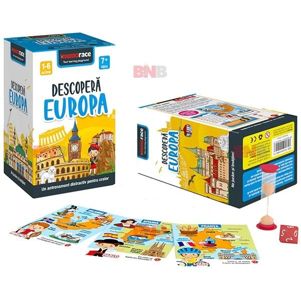 Joc Educativ MemoRace – Descopera Europa (2)