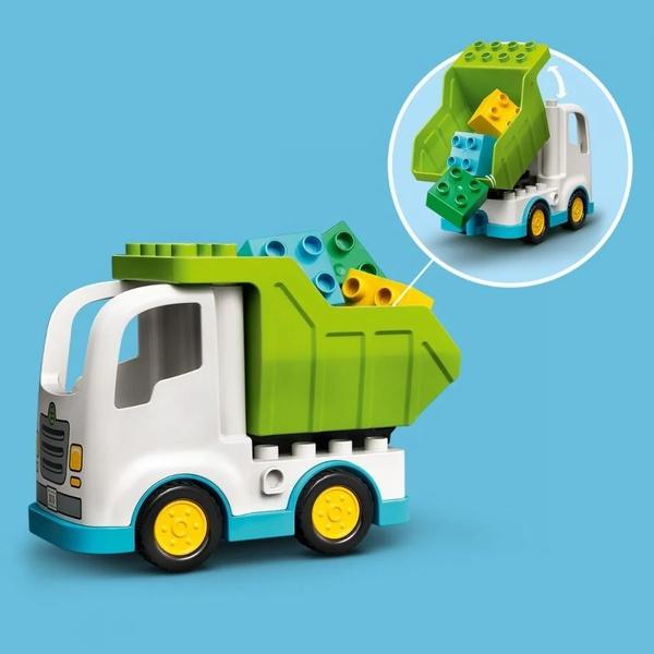 LEGO DUPLO – Camionul De Gunoi Și Recilare (2)