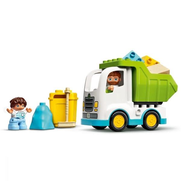 LEGO DUPLO – Camionul De Gunoi Și Recilare (Figurine2)