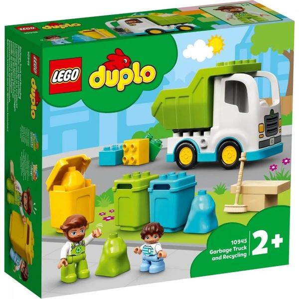 LEGO DUPLO – Camionul De Gunoi Și Recilare