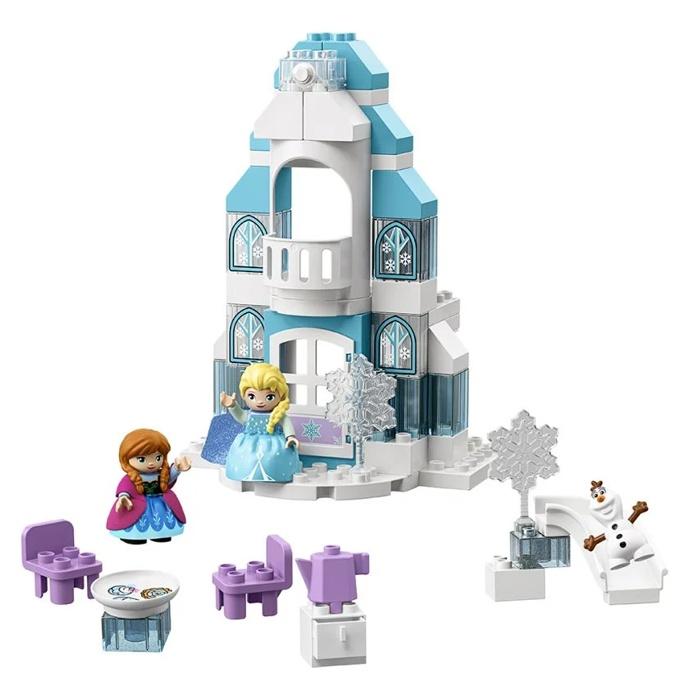 LEGO DUPLO – Castelul Din Regatul De Gheață (3)