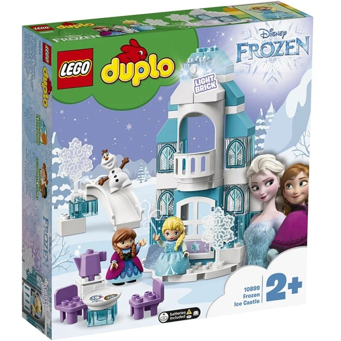 LEGO DUPLO – Castelul Din Regatul De Gheață