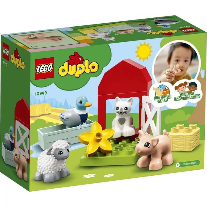 LEGO DUPLO – Îngrijirea Animalelor De La Fermă (2)
