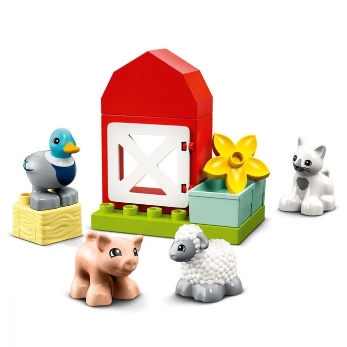 LEGO DUPLO – Îngrijirea Animalelor De La Fermă (3)