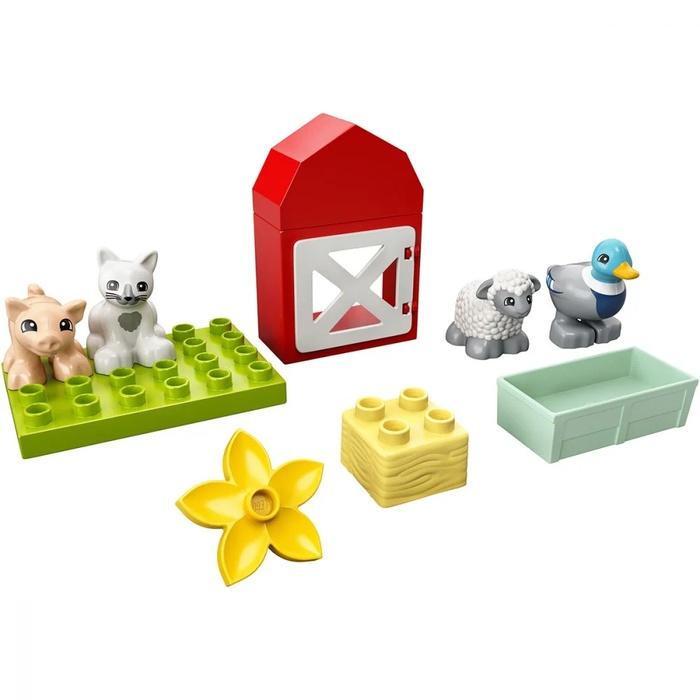 LEGO DUPLO – Îngrijirea Animalelor De La Fermă (4)