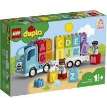 LEGO DUPLO - Primul Meu Camion Cu Litere (box)