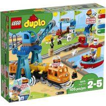 LEGO DUPLO - Trenul De Marfă