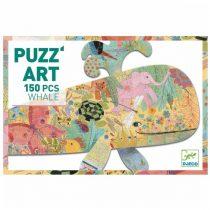 Puzzle Copii Djeco Balena (150 De Piese)